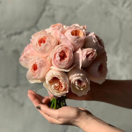 Букет ИСКУШЕНИЕ, розы