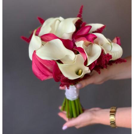 Букет невесты - Чувственное пламя