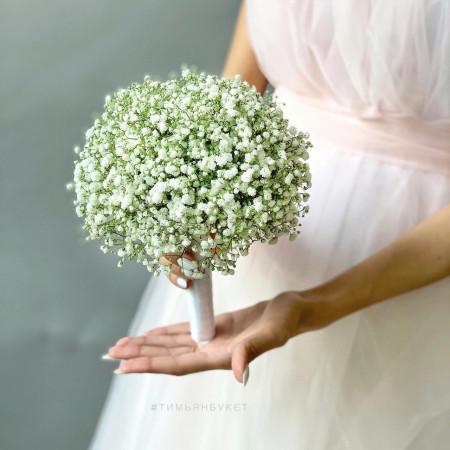 Букет невесты - воздушное облако